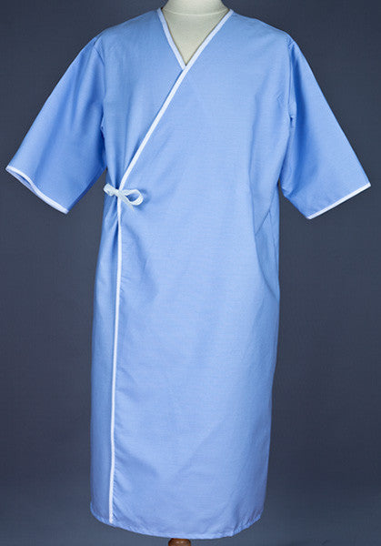 Mammography Patient Gowns-Exam gowns - BH Medwear
