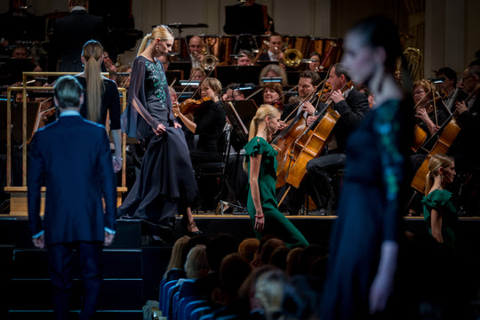 2016 / FASHION & OPERA IN ESTONIA CONCERT HALL