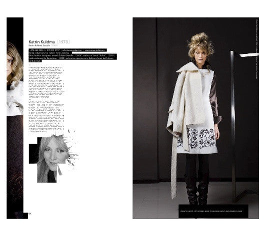 THE BOOK OF ESTONIAN FASHION / AMANJEDA