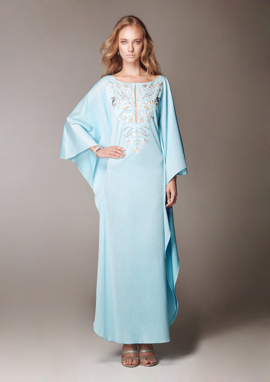 Light Blue Dress Syracusa