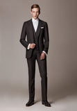 Formal Suit with waistcoat, Cloth Ermenegildo Zegna