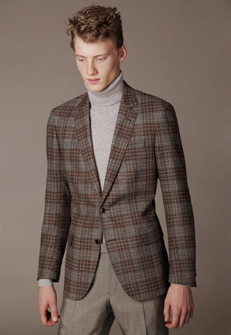 Blazer made of Loro Piana Superfine 170's Wool