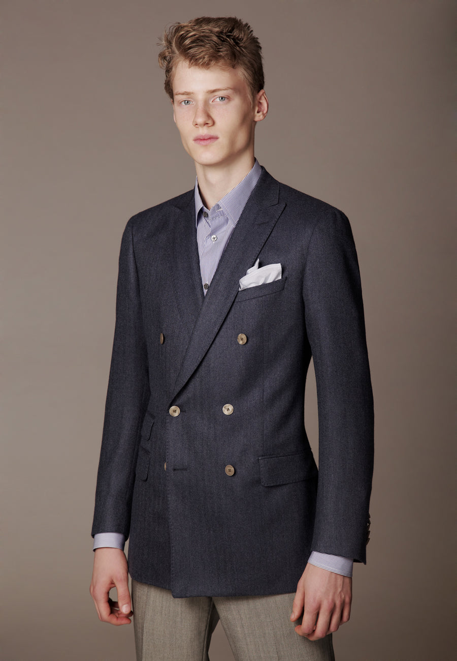 Blazer made of Loro Piana Premium Cashmere / AMANJEDA ULTIMATE LUXURY COLLECTION