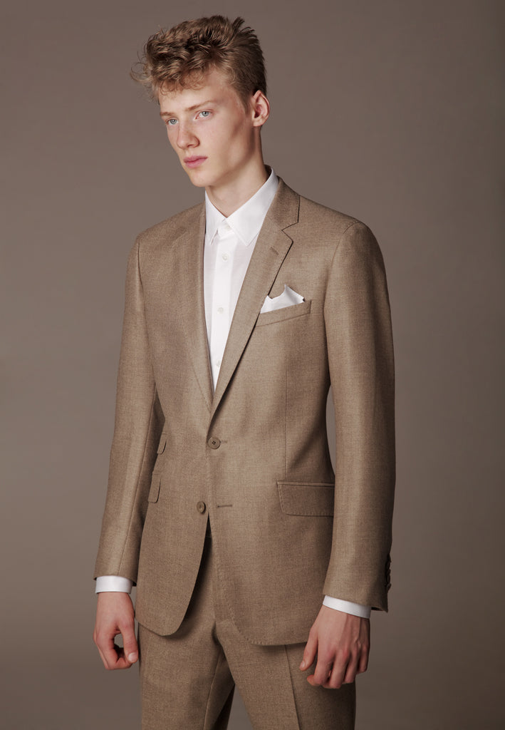 Suit made of Loro Piana Premium Cashmere / Amanjeda Ultimate Luxury Collection