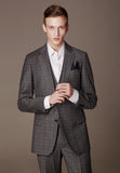 Suit with waistcoat made of Loro Piana Superfine Wool