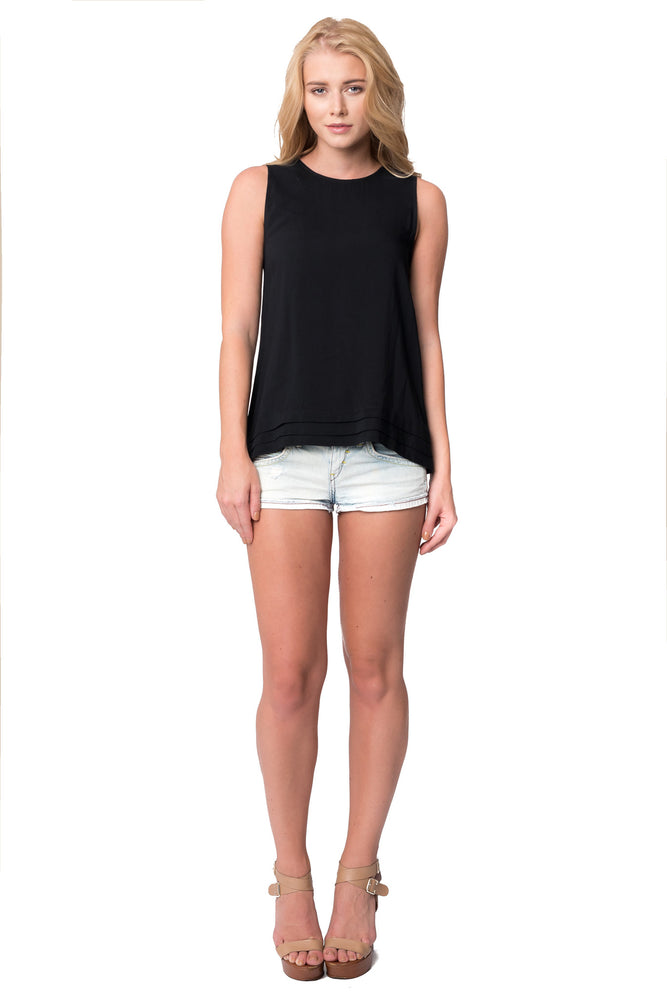 Easy Tank in Black