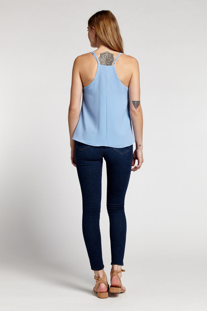 CHAMBRAY Lined Cami