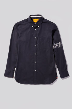 1619 AND BEYOND - MEN'S BUTTON DOWN SHIRT