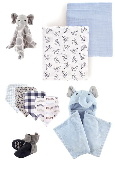 Premium Little Gentleman Snuggle Set