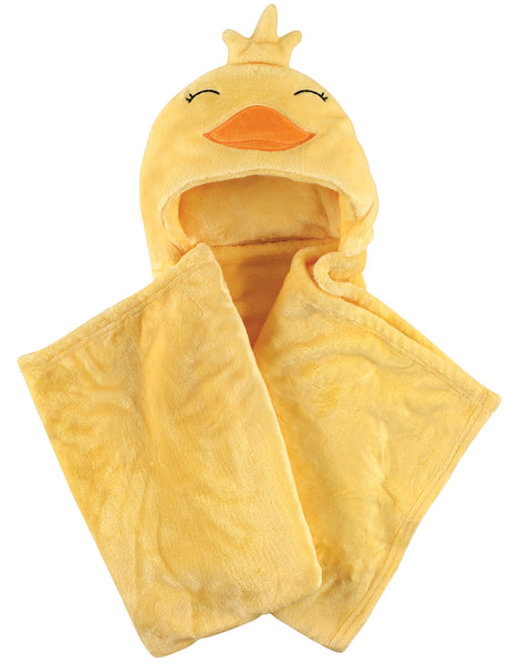 Little Duck Hooded Blanket