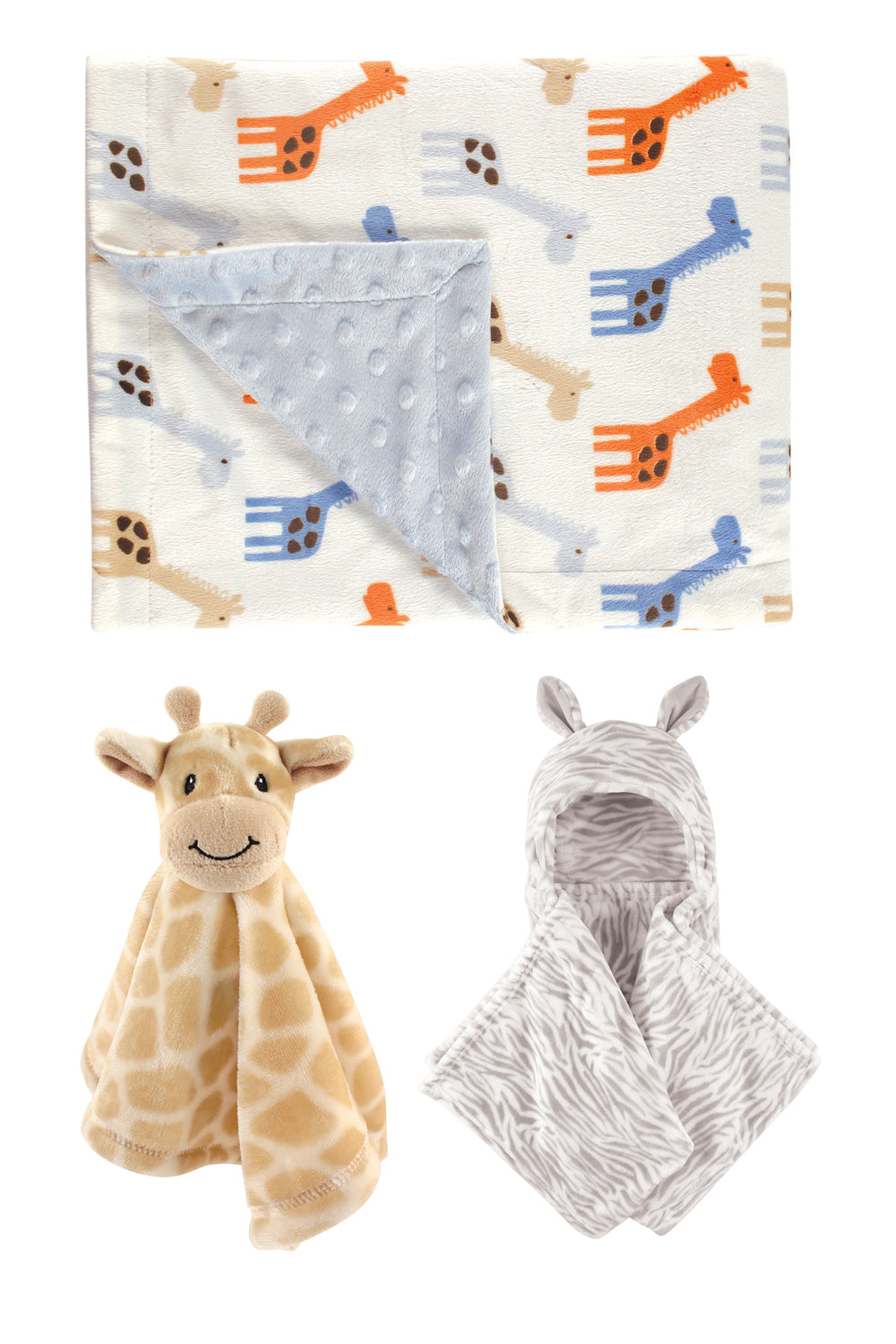 Baby Boy Soft Safari Set