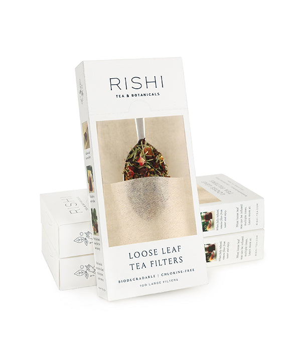 Loose Leaf Tea Bags - 100 Count