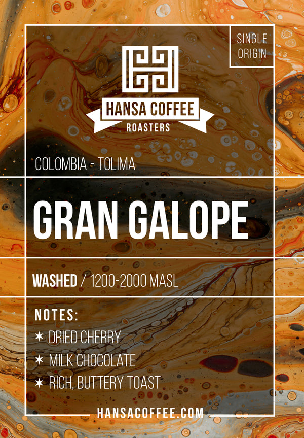 Colombia Gran Galope