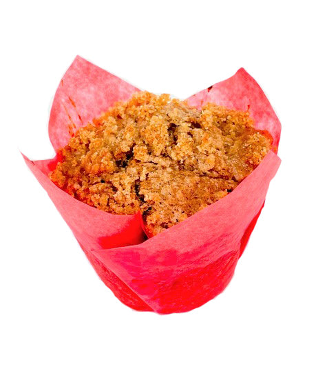 Pumpkin Crunch Vegan and Gluten Free Muffins by the Dozen