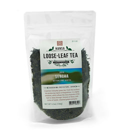 Sencha Green - 5.5 ounces - Loose Leaf Tea