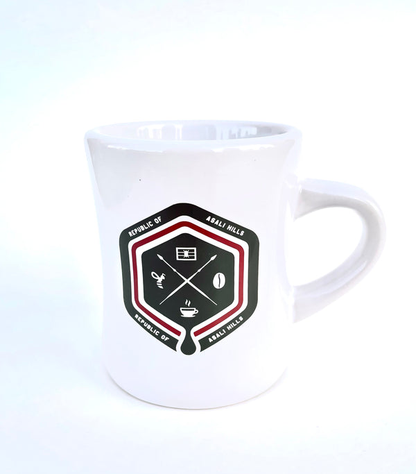 Republic of Asali Hills Mug