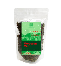 Moroccan Mint - 3.5 ounces - Loose Leaf