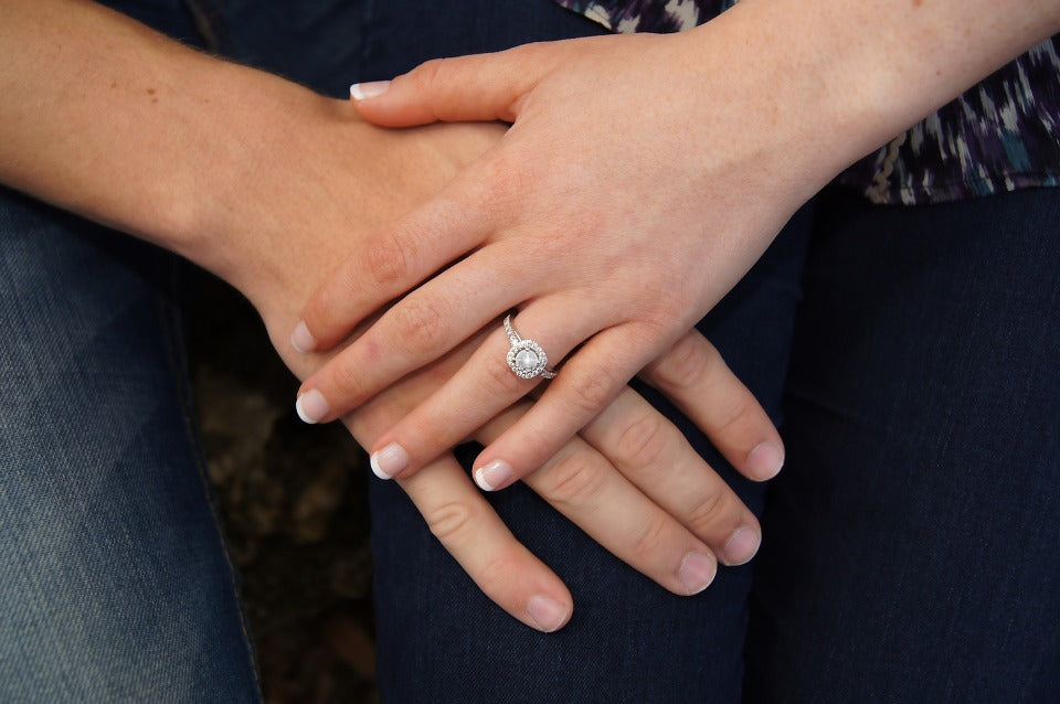 50+ What Finger To Wear A Promise Ring On - wallpaper craft