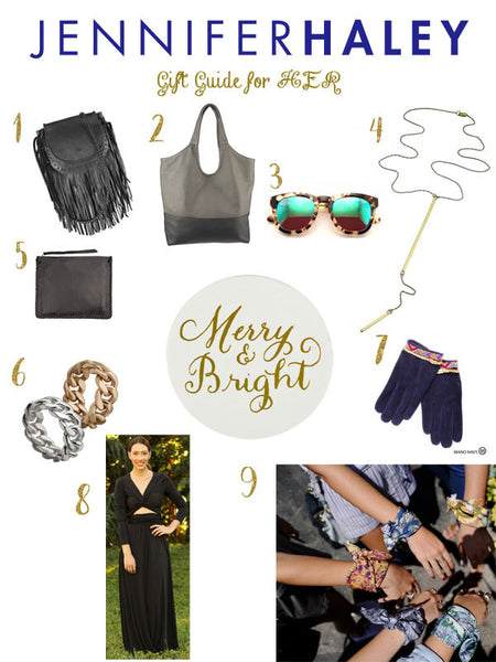 JH Merry & Bright Gift Guide