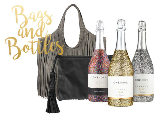 Bags & Bottles For a Cure! Dec 13th at Margo Riviera