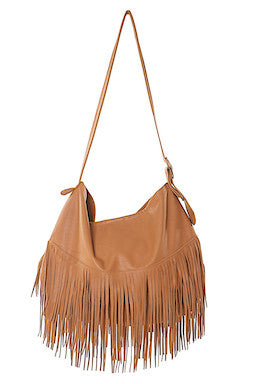 Jennifer Haley - Stroll Jumbo Fringe - Jennifer Haley Handbags