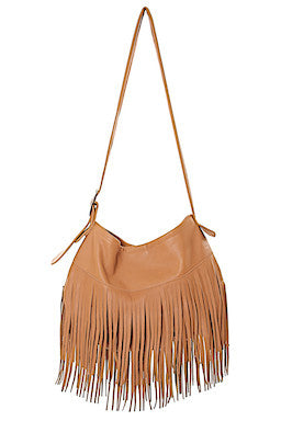 Jennifer Haley - Stroll Medium Fringe - Jennifer Haley Handbags