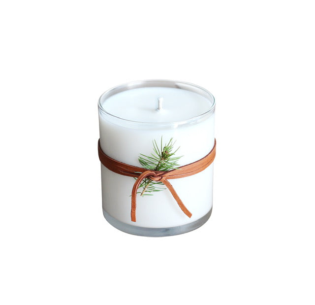 JH Exclusive Candle - Silver Bells Fraser Fir & Citrus - Jennifer Haley Handbags