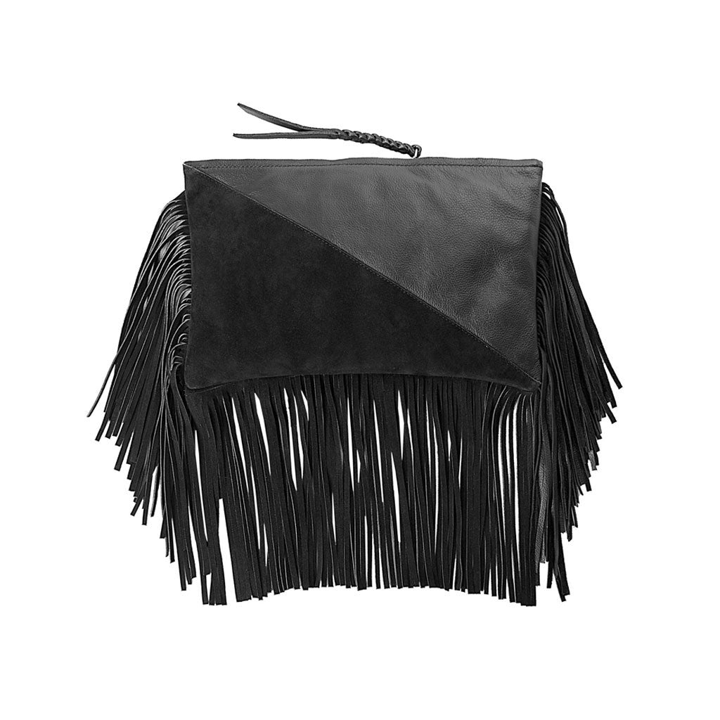 Jennifer Haley - Slanted Free Spirit Clutch - Jennifer Haley Handbags
