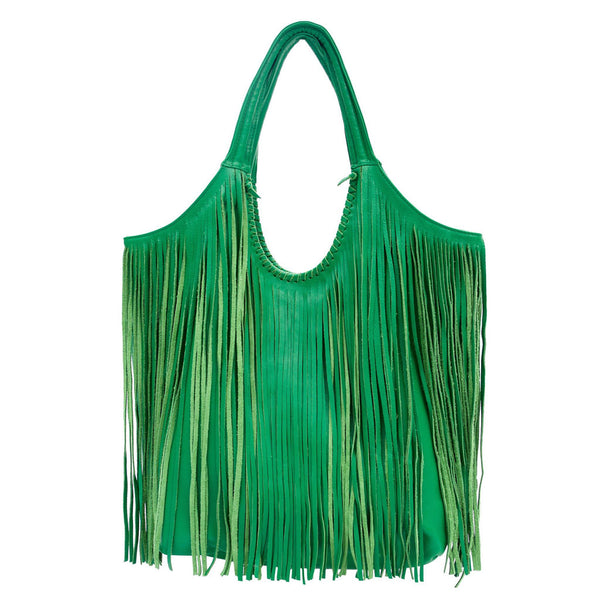 Jennifer Haley - Fringe Sophisticated Shopper - Jennifer Haley Handbags