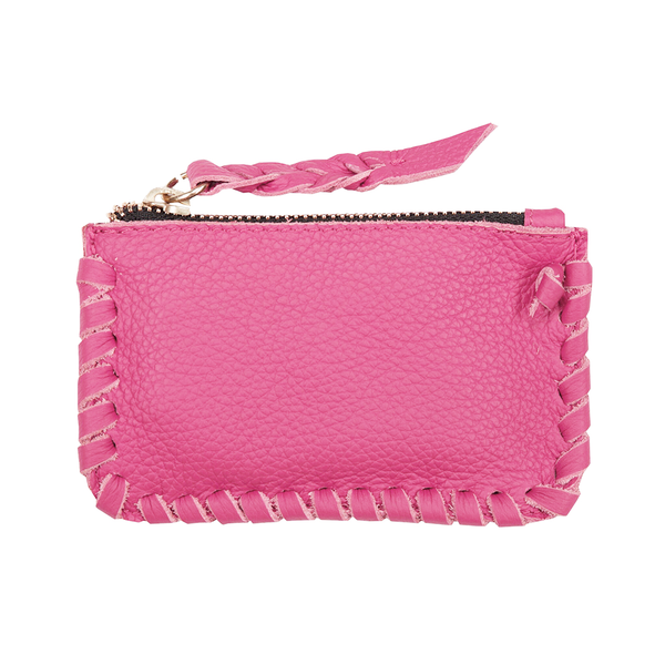 Jennifer Haley - Coin Purse for Breast Cancer Awareness - Jennifer Haley Handbags