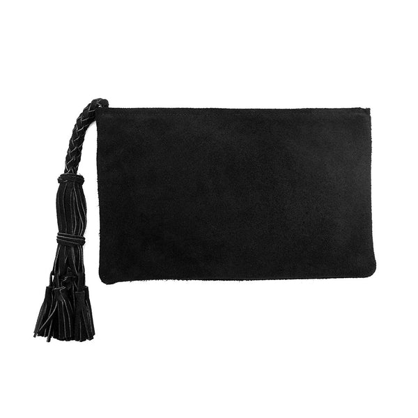 Jennifer Haley - Tasseled Clutch -  - 1