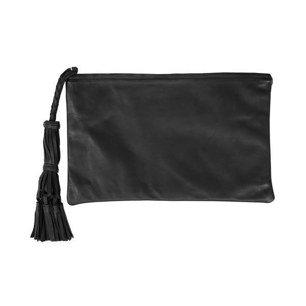 Jennifer Haley - Tasseled Clutch