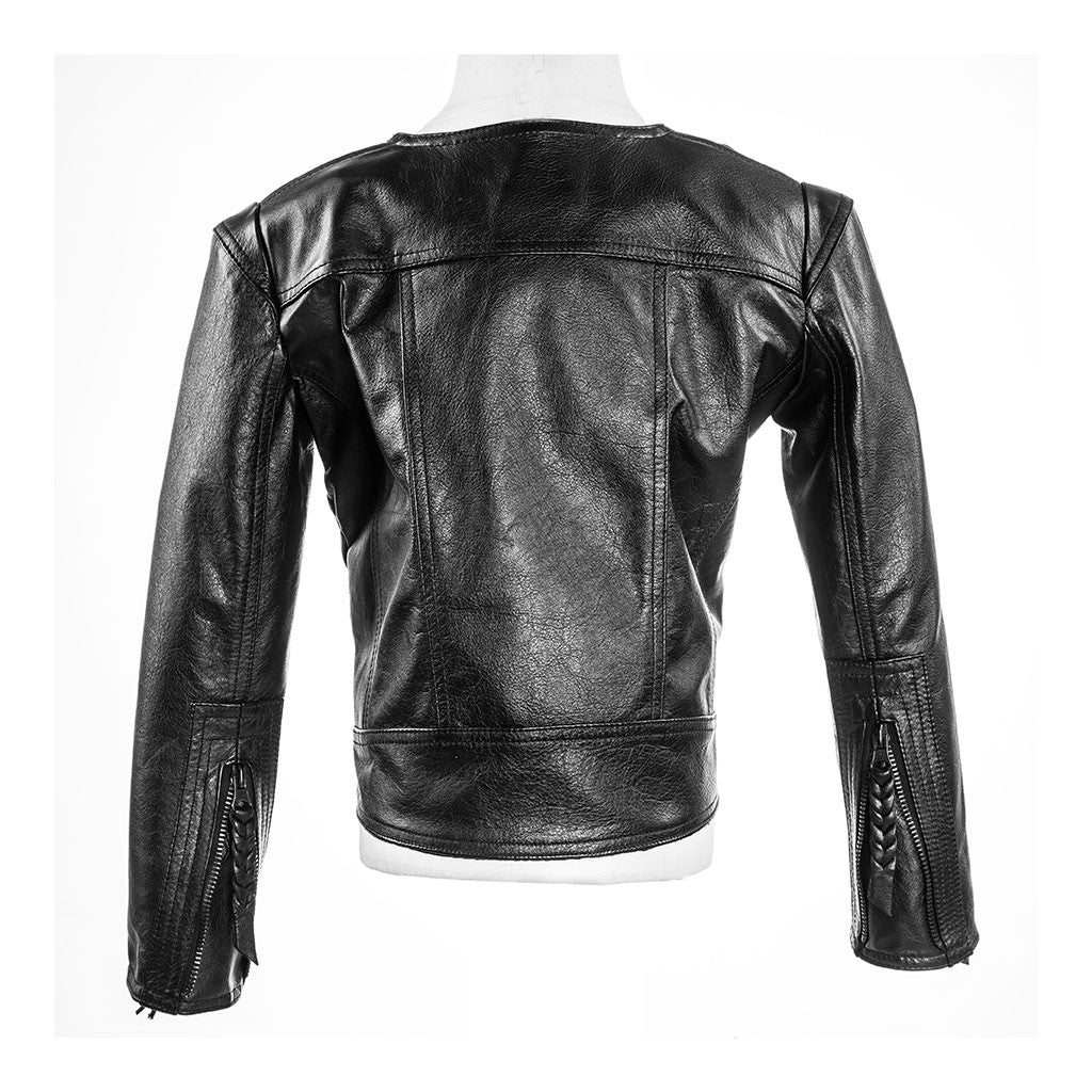 Zoey Rae Moto Jacket - Jennifer Haley Handbags