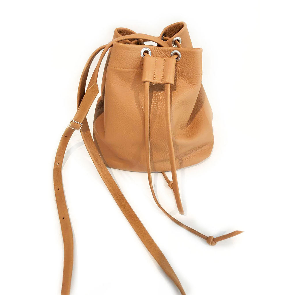 Mini Bucket - Jennifer Haley Handbags