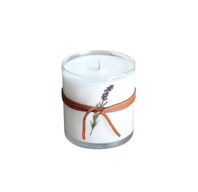 JH Exclusive Candle - Serenity Lavender & White Sage - Jennifer Haley Handbags