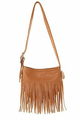 Jennifer Haley - Zoey Rae Stroll Mini Fringe - Jennifer Haley Handbags