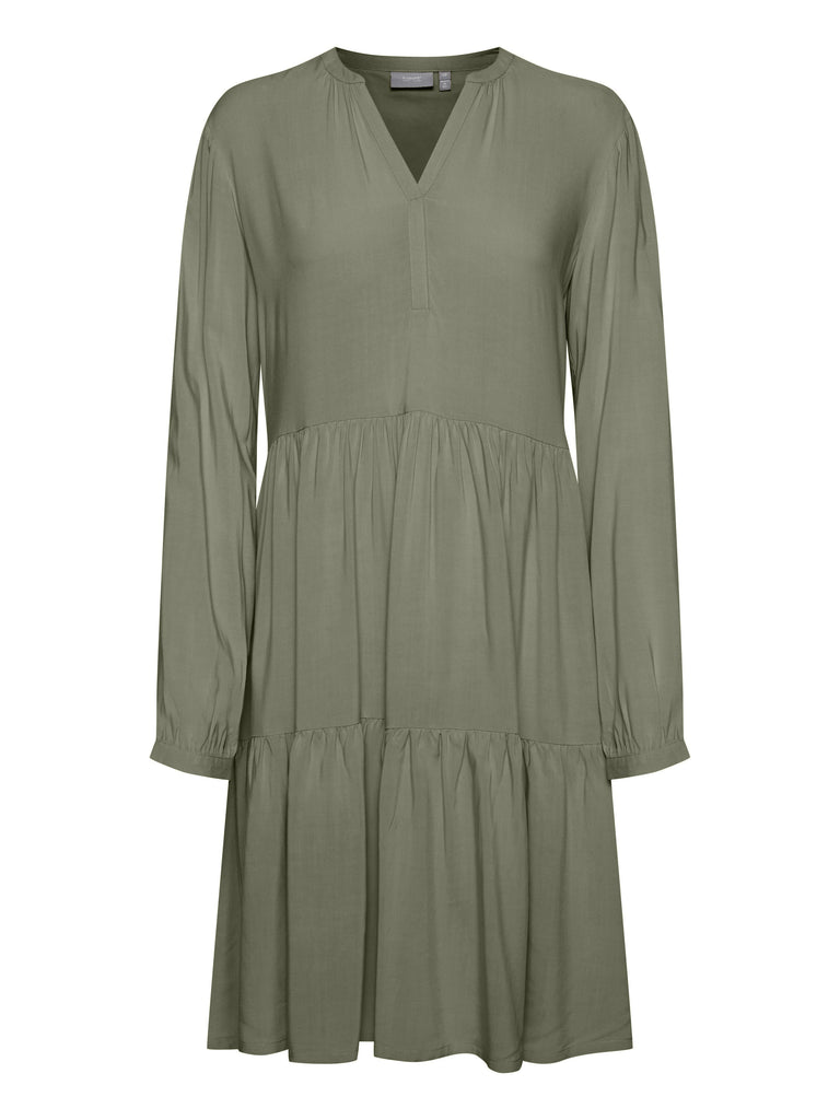Isole Khaki Dress