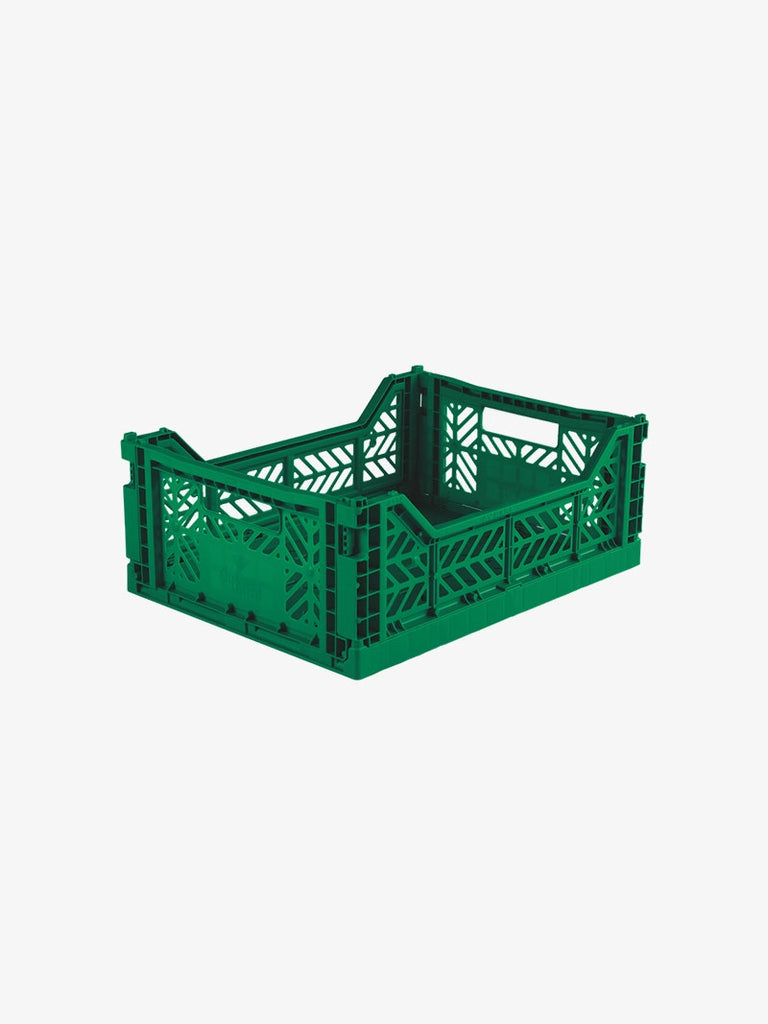 Storage Crate Small - Dark Green