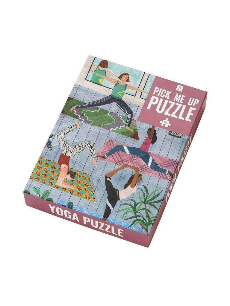 Pick Me Up Puzzle Yoga