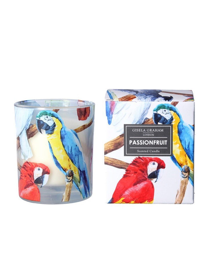 Scented Candle - Parrots