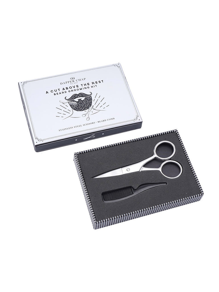 Dapper Chap Beard Grooming Kit