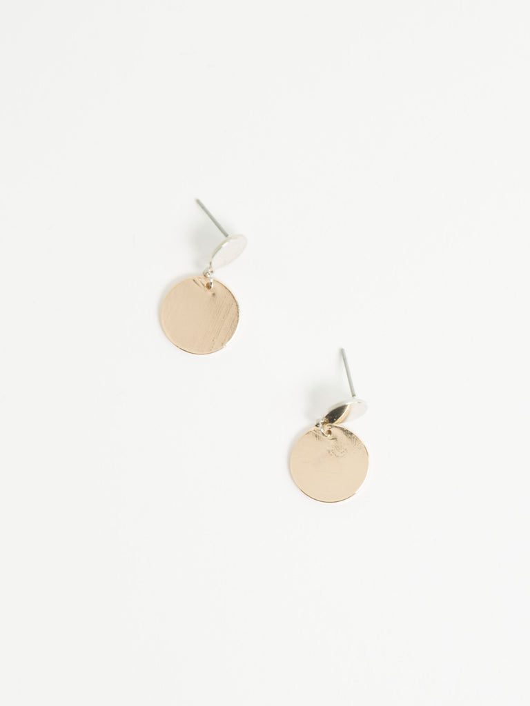 Noemi small pebble earrings
