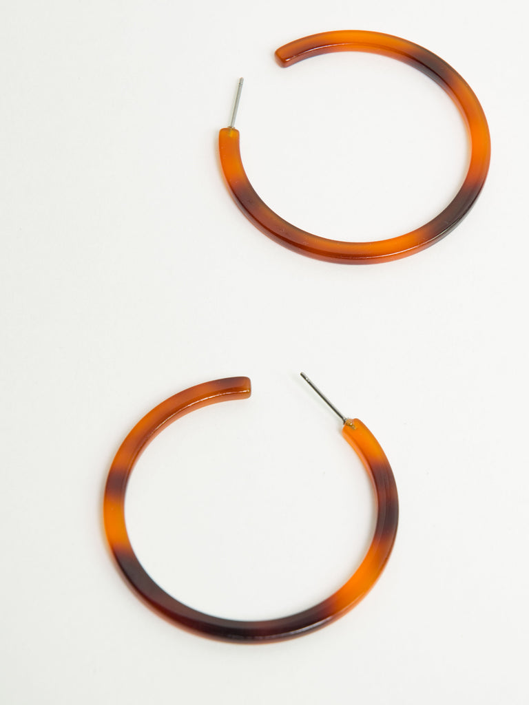 Zadie Hoop Earrings