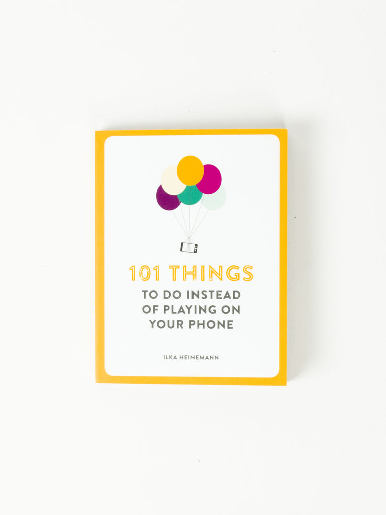 101 Things To Do Instead Of Playing On Your Phone - Car & Kitchen