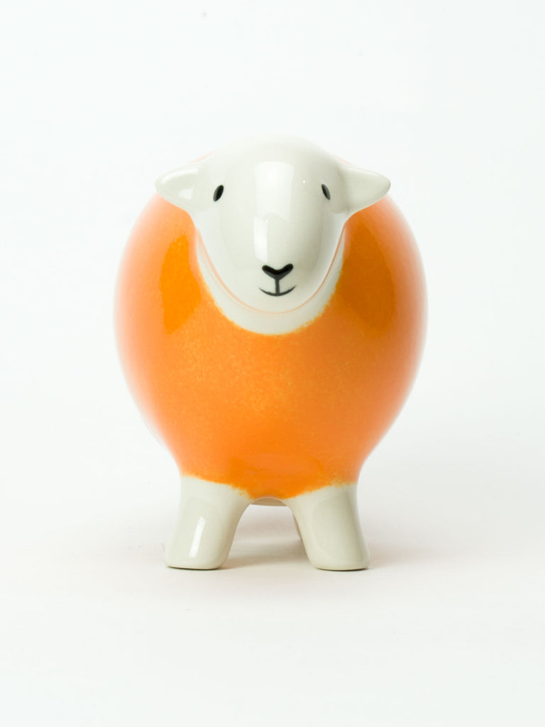 Herdy Money Box - Orange - Car & Kitchen