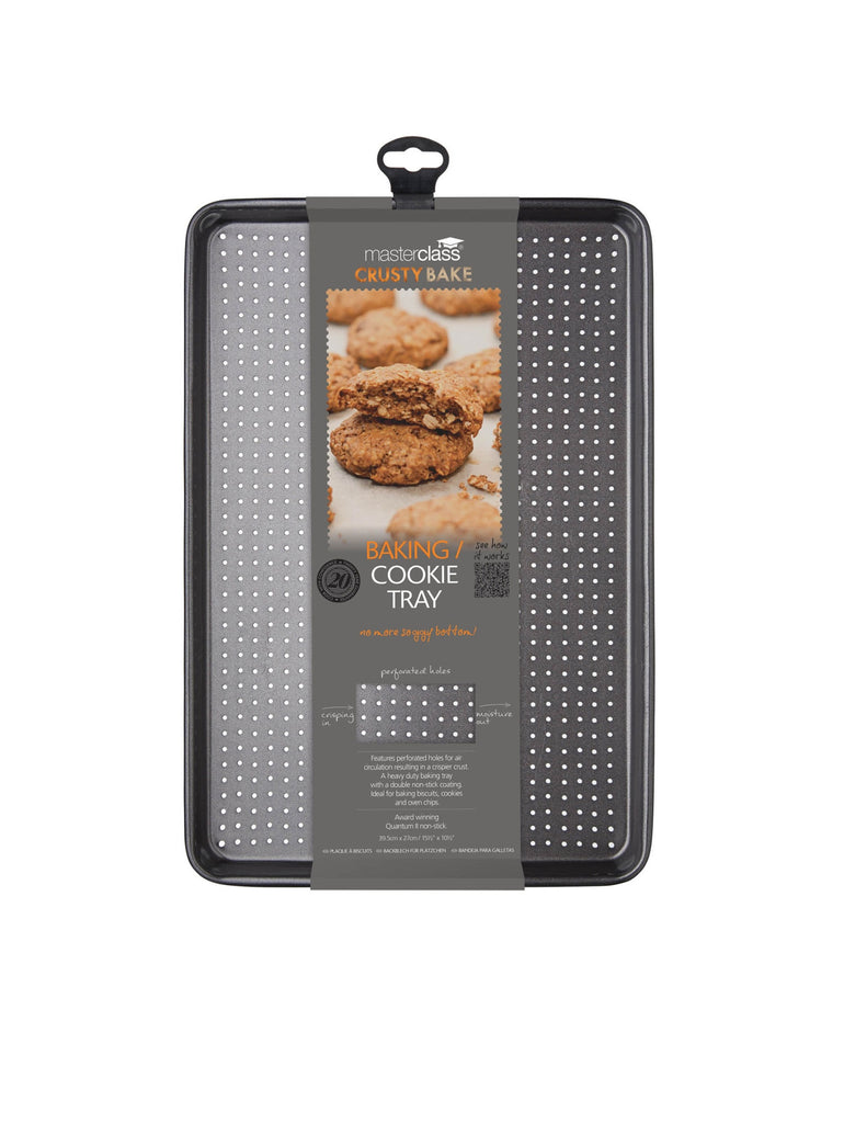 Crusty Bake Baking/Cookie Tray -39cm - Car & Kitchen
