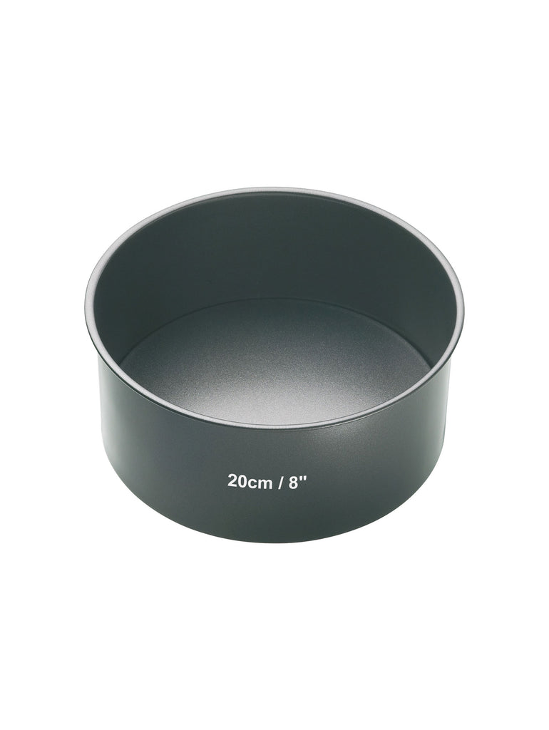 Loose Base Deep Round Cake Pan 20cm