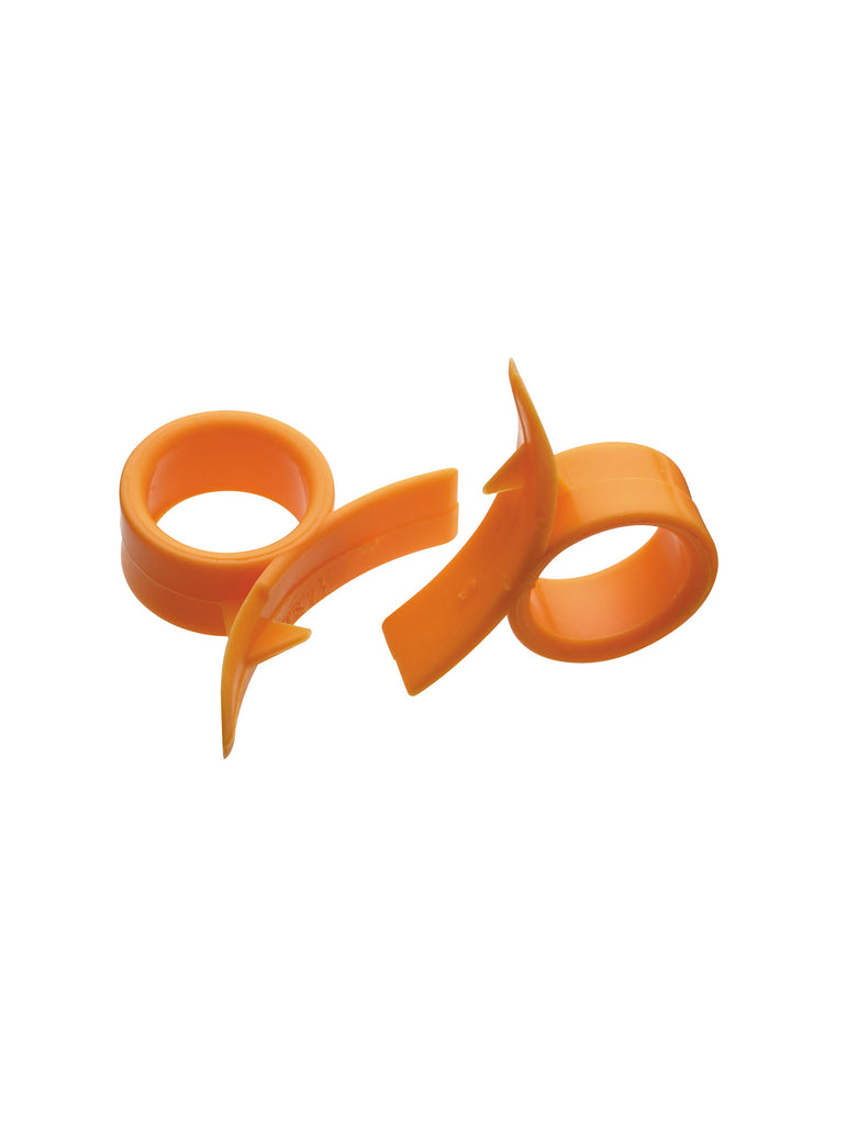 Orange Peelers Set/2 - Car & Kitchen