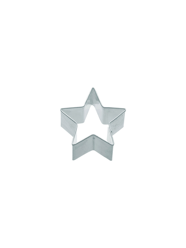 Star Shaped Cookie Cutter 4cm