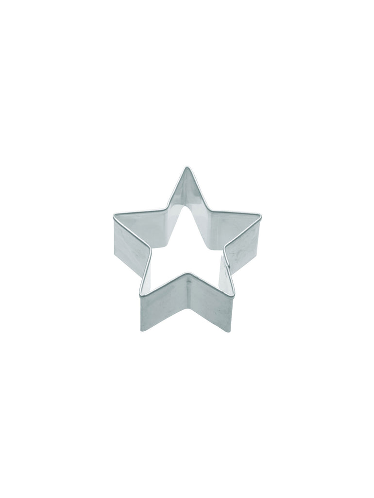 Star Shaped Cookie Cutter 6.5cm